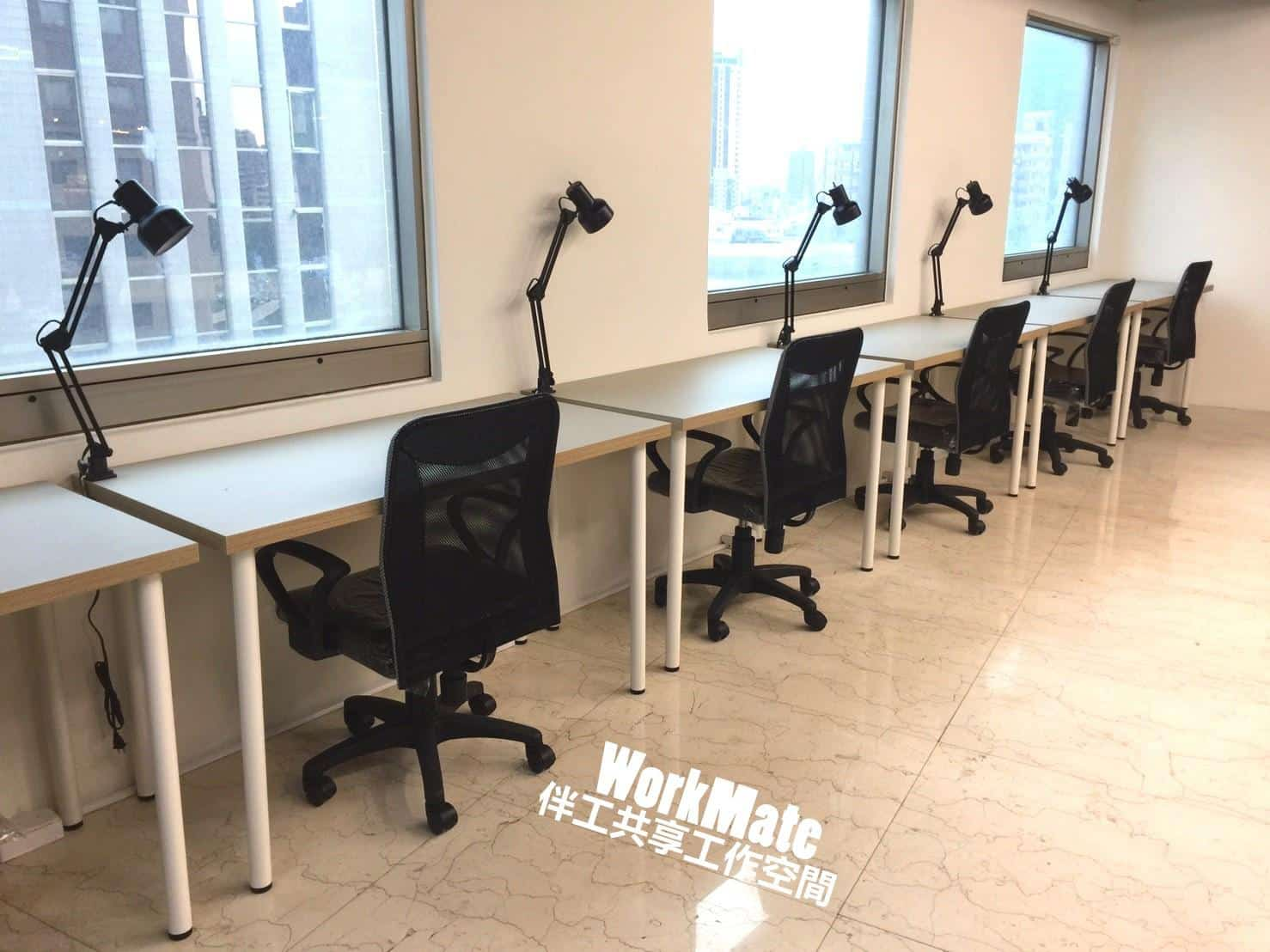 WorkMate 伴工–共享工作空間