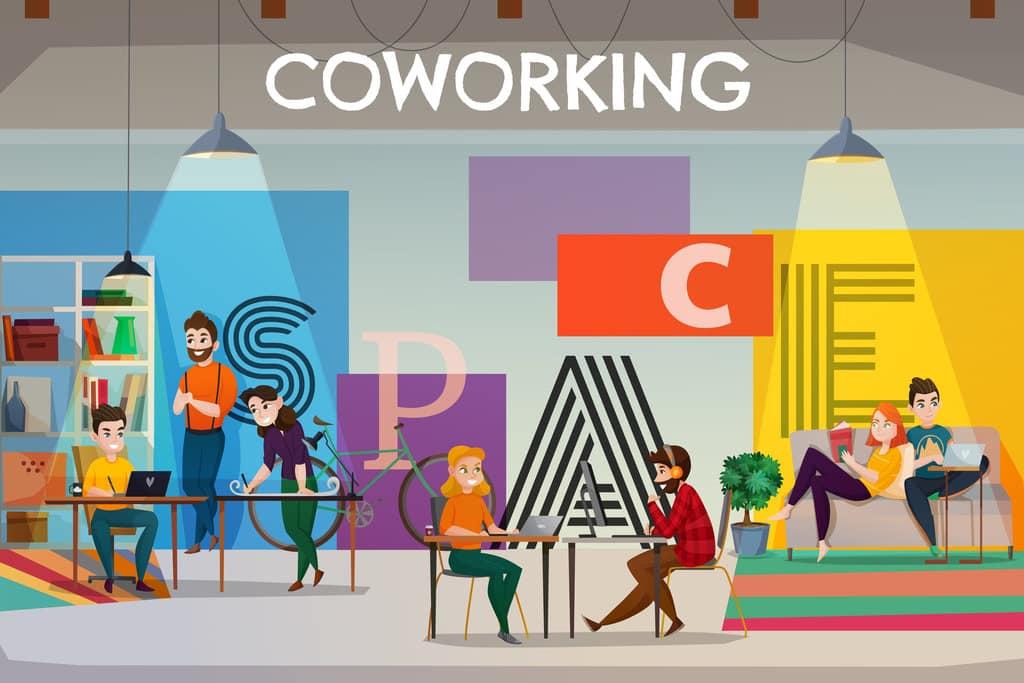 台中四家Coworking Space共享辦公室介紹